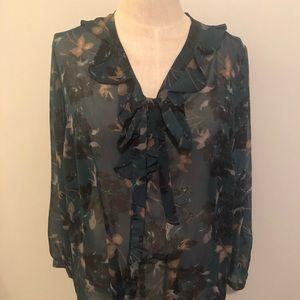 Plus blouse